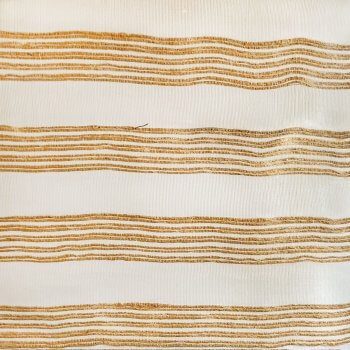 Anichini Sahib Sheer Hand Loomed Natural Silk