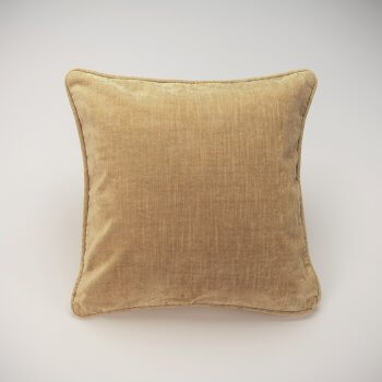 Anichini Velluto Lino Linen Velvet Pillows