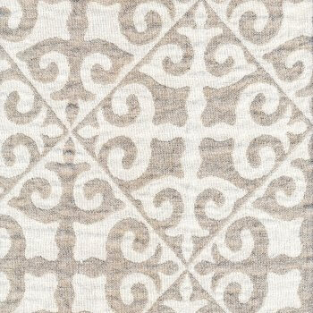 Anichini Tile Design Table Linens