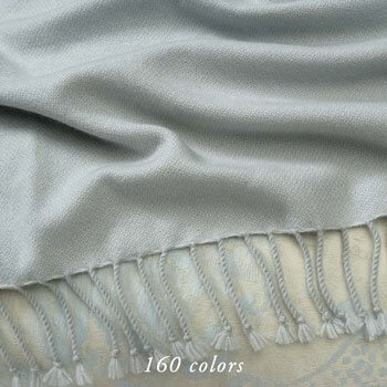 CHODRON 2-PLY FLAT WEAVE CASHMERE THROWS