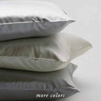 HELIOS SILK BOTTOM SHEETS