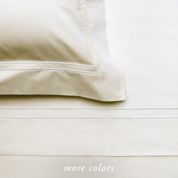 30% OFF LORRAINE PERCALE SHEETS