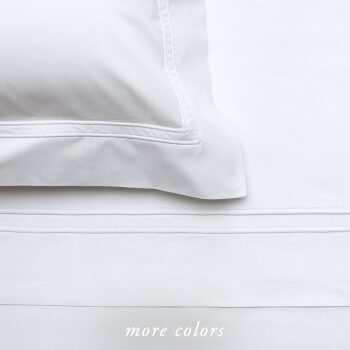 30% OFF LORRAINE PERCALE SHEET SETS