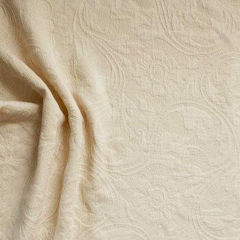 Anichini Nevada Redux Modern Italian Matelassé Shower Curtains