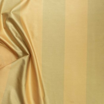 Persia Wide Stripe Jacquard Fabric By The Yard In Camel