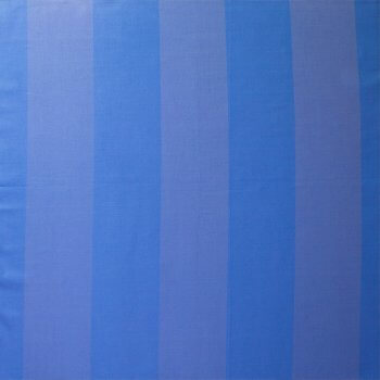 Anichini Scheherezade Italian Stripe Quilts In Marine Blue