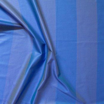 Persia Wide Stripe Jacquard Fabric By The Yard In Mazarine Blue