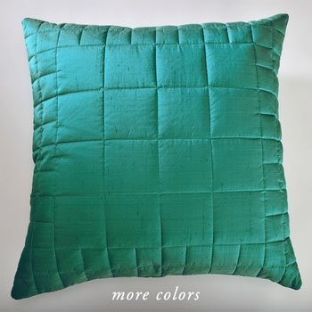 SITARA BRIGHTS SILK PILLOWS