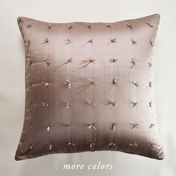 SITARA SILK PILLOWS