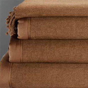YAK WOOL & CASHMERE BLEND THROWS (STOCK)