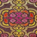 Anichini Pema Colorful Embroidered Tibetan Coverlets and Shams