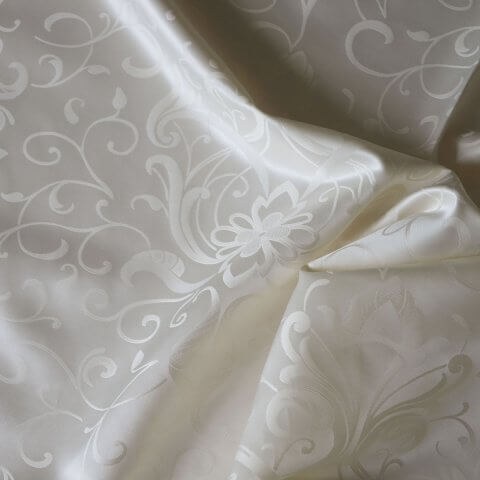 Anichini Camille Luxury Floral Silk Covered Pillows Duvets Comforters