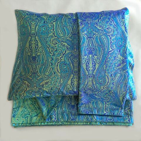 Anichini Kashmir Paisley Jacquard Sheets