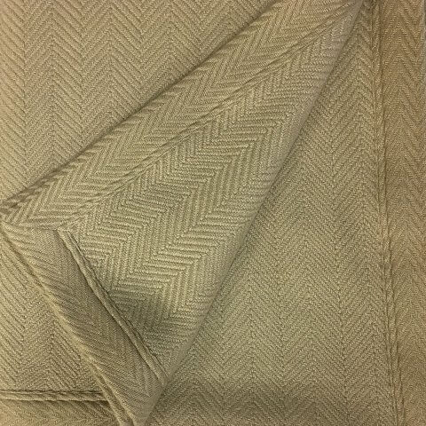 Anichini Norbu Hand Loomed 6-ply Herringbone Weave Cashmere Throws