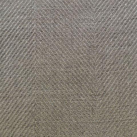 Anichini Yutes Collection Quorum Soft Thick Herringbone Upholstery Linen Fabric