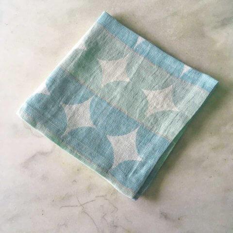 Anichini Contorno Modern Linen Tablecloths In Neutral