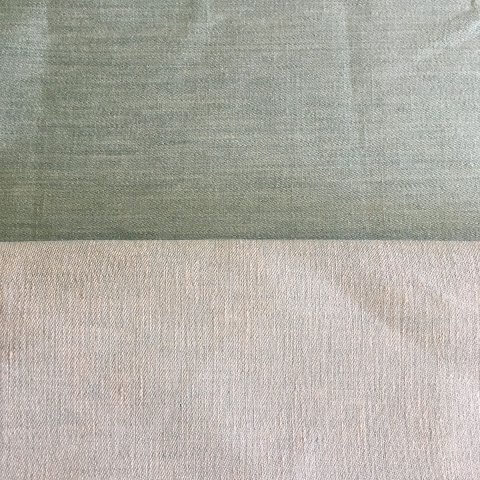 Anichini Janus Double Faced Linen Fabric