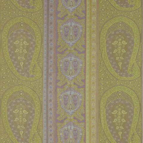 Anichini Taj Paisley Shower Curtains