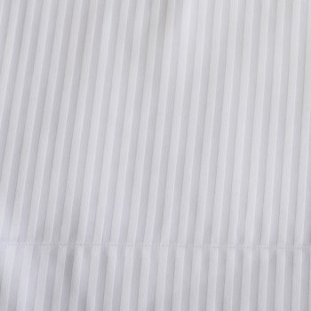 Anichini Hospitality Quarter Inch Stripe Stock Sheeting
