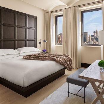 Anichini Sylvia Percale Hotel Sheeting