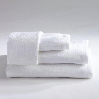 Anichini Hospitality Honeycomb Custom Terry Bath Towels