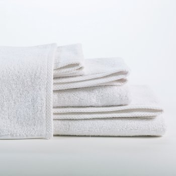 Anichini Hospitality Lorenzo Stock Turkish Terry Bath Towels