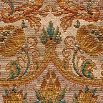 Anichini Ottoman Tapestry Coverlets