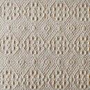 Anichini Italia Portuguese Cotton Blankets In Ivory