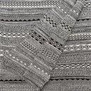 Anichini Hospitality Mix & Match Washable Cotton Knit Throws