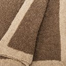 Anichini Hospitality Lanzarote Washable Wool Knit Throws