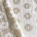 Anichini Tokkat Small Circles Linen Bedding, Coverlets, and Shams