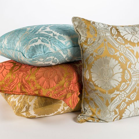 Anichini Bodrum Turkish Brocade Decorative Pillows