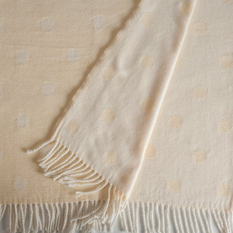 Anichini Hospitality Sevilla Washable Cotton Blend Throws