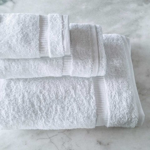 Anichini Hospitality Cambridge Luxury Thick Turkish Terry Towels