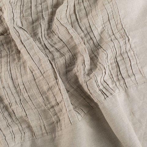 Anichini Linen Plissé Coverlets & Shams
