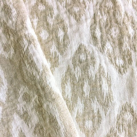 Anichini Tokkat Small Diamonds Linen Bedding, Coverlets, and Shams
