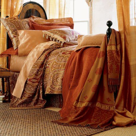 Anichini Hospitality Venezia Washable Wool Throws