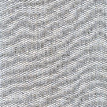Anichini Yutes Collection Tibi Soft Linen Upholstery Fabric In 33 Silver