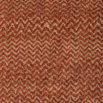 CHEVRON HAND LOOMED SILK FABRIC