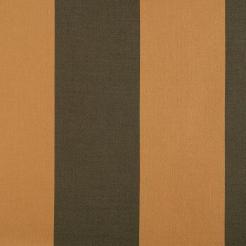 Anichini Persia Wide Stripe Jacquard Fabric By The Yard In Camel