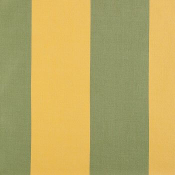 Anichini Persia Wide Stripe Jacquard Fabric By The Yard In Green