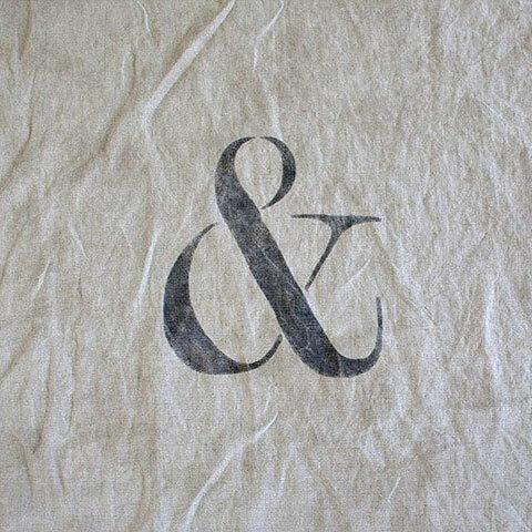 Anichini Yutes Amberes Rotterdam Linen Feed Sack Fabric