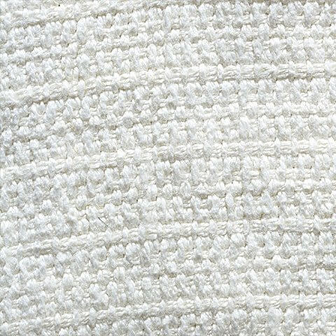 Anichini Yutes Collection Barroco Striped Basket Weave Linen Fabric