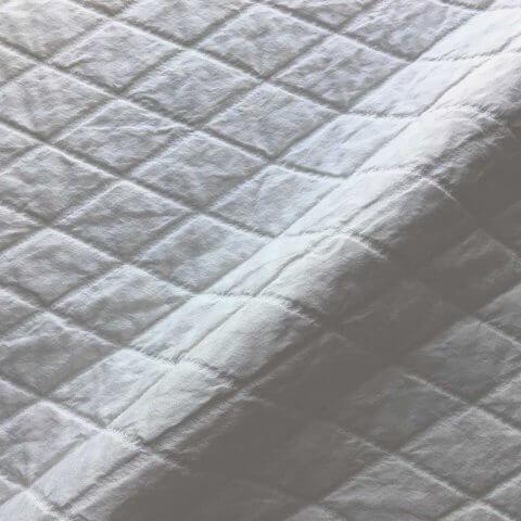 Anichini Yutes Collection Verona Large Diamond Pattern Matelasse Fabric