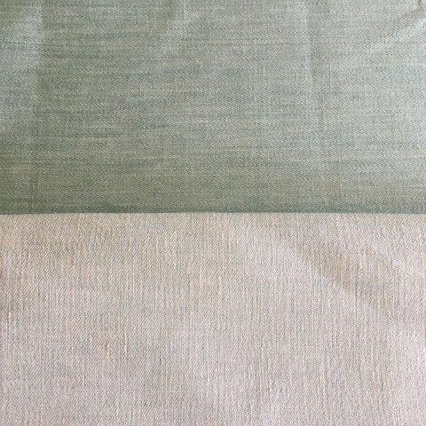 Anichini Janus Double Faced Linen Fabric