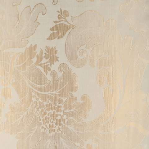 Anichini Marte Jacquard Fabric By The Yard In Neutral