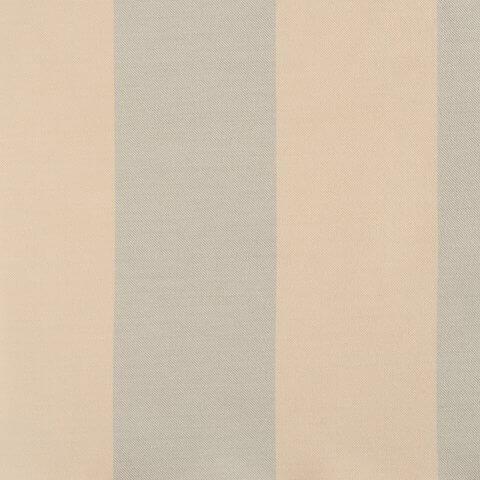 Anichini Persia Wide Stripe Jacquard Fabric By The Yard In Green