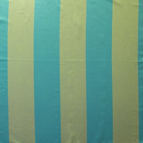 Anichini Scheherazade Fabric By The Yard In Turquoise Citrine
