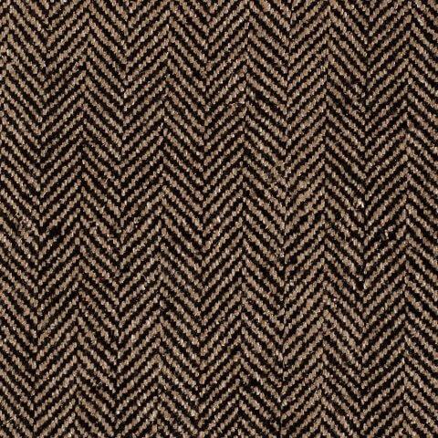 Anichini Herringbone Hand Loomed Natural Silk