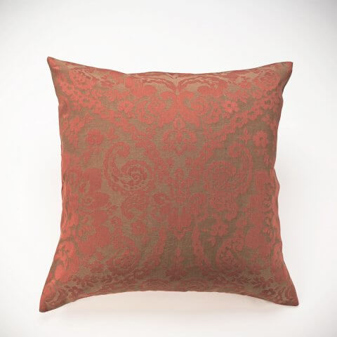Anichini Lido Italian Linen Jacquard Pillows
